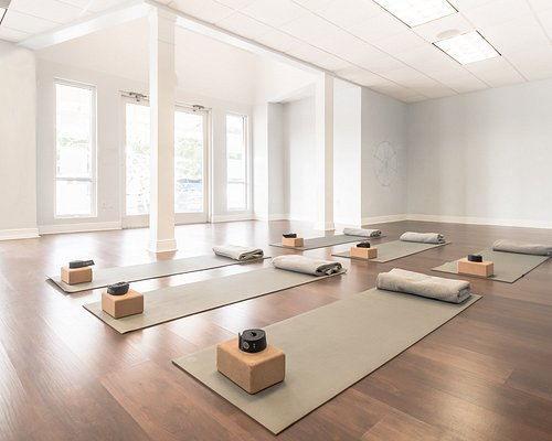 Studio A. A serene cool space that has been loved and nurtured for 10 years.