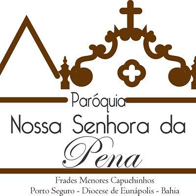 Paróquia Nossa Senhora da Pena, cidade histórica Porto Seguro