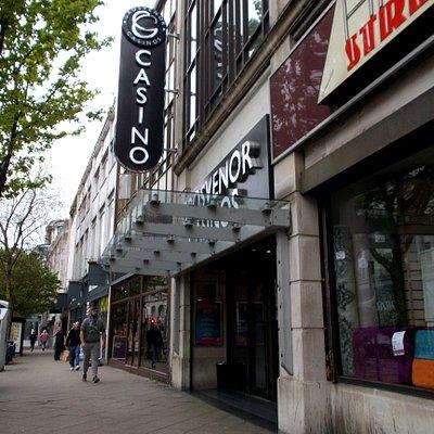 Grosvenor Casino, Swansea