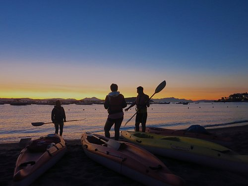 Kayak geologico - Geological Kayak