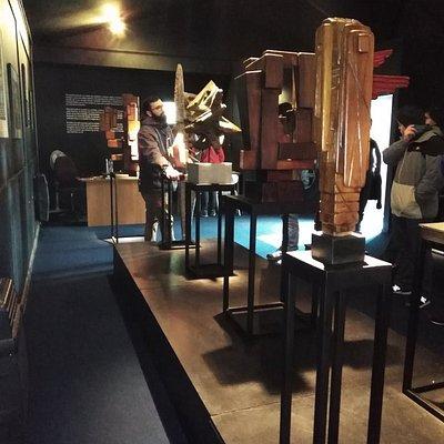 Pequeño museo