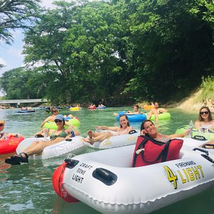 Austin Texas River Tubing Float