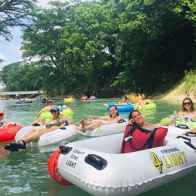 Austin Texas River Tubing Float