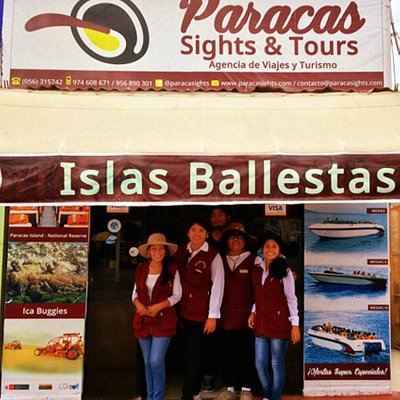 Paracas Sights & Tours