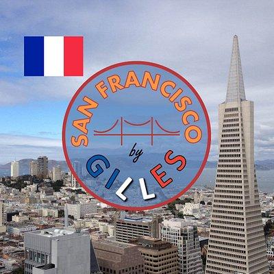 San Francisco By Gilles, visitez San Francisco en français, à pied, hors des sentiers battus avec un guide local français !