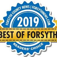 Voted Best Pizza Restaurant in Forsyth!