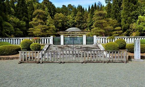 武蔵陵墓地~13