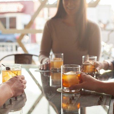 Cocktails & Spring