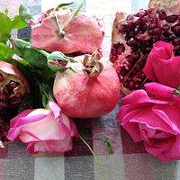 fruits of meghri armenia