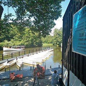 Velkommen til Nybro Båd- og kanoudlejning