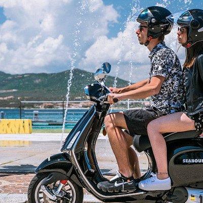 Noleggio Bici, scooter e Vespa ad Olbia.