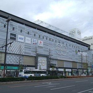 JR岡山駅前にオープン