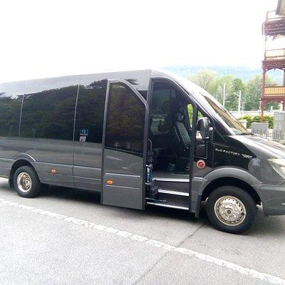 Luxury Panorama Vehicle