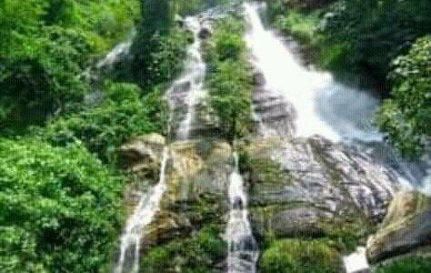 Découverte du grand cascade de kpalimé.
