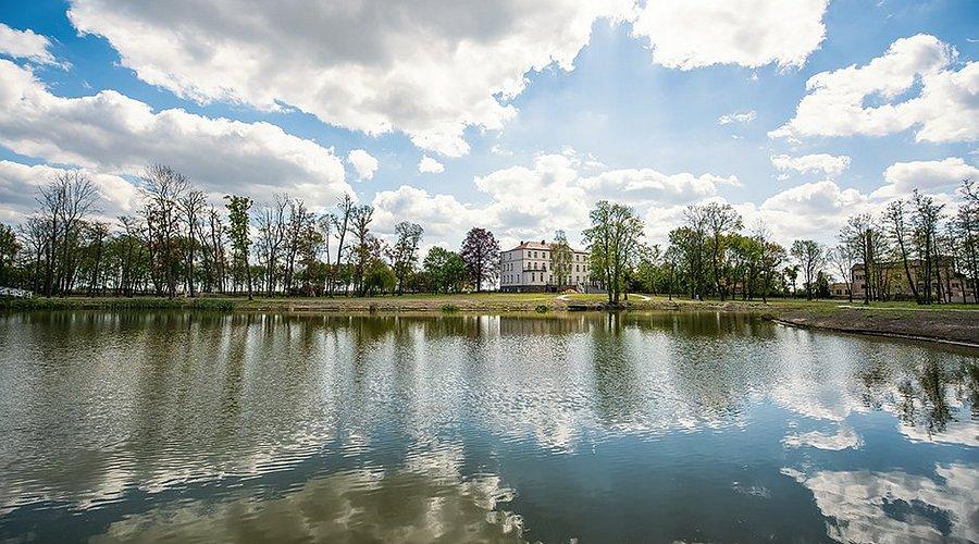 Pałac Suchary koło Nakła nad Notecią, 15 km od Bydgoszczy