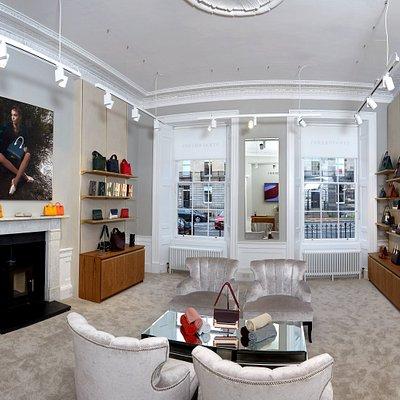 Strathberry Showroom