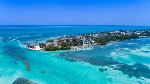 The Split @Caye Caulker Belize