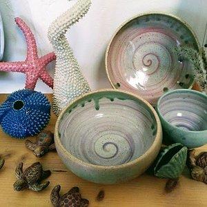 Spinspired sea creatures & swirls!!