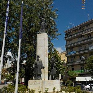 Το μνημείο...