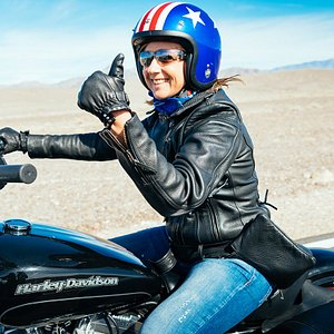 Have the time of your life with #EagleRider!
