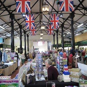 Nantwich Indoor Markets