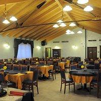 il salone da 150 posti a sedere