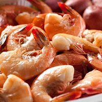 Shrimp Boil Freshest and best in PCB!!  a whole pound for $20.