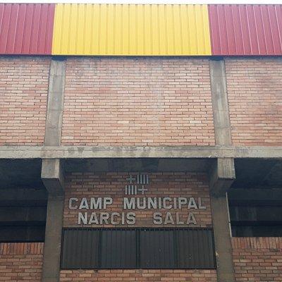 Camp Municipal Narcis Sala