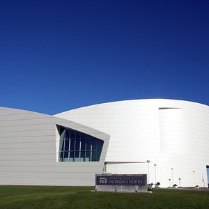 The University of Alaska Museum of the North. Telling the stories of Alaska and the North.