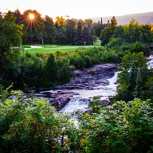 Superior National is a 27-hole public resort golf course set amidst the unparalleled beauty of Lake Superior's North Shore in Lutsen, Minnesota.