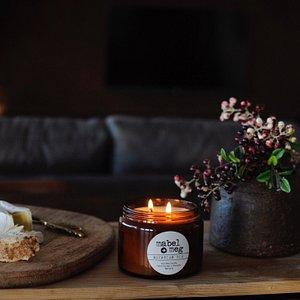XL natural soy candle made in Wynyard Tasmania