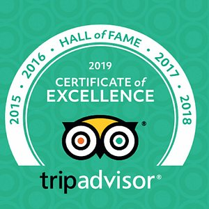 Thank you to all wonderful clients for your confidence and patronage for Tarot Zamm. This recognition - 2019 Certificate of Excellence Hall of Fame is only possible because of you.