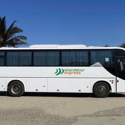 Island Star Express Bus
