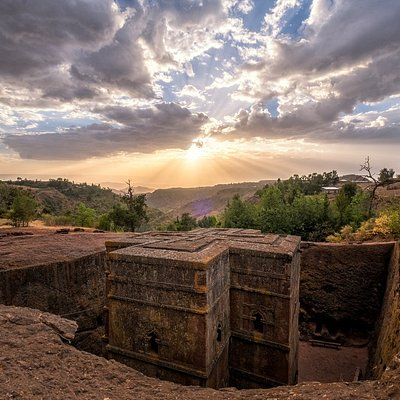 St. George church lalibela