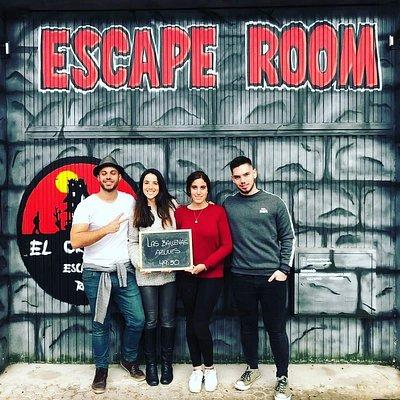 Escape Room El Orfanato