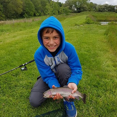 Gilcrux Springs Trout Fishery