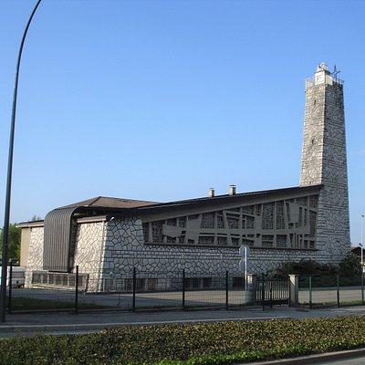 Cure Des Bressis i Cran-Gevrier utanför Annecy