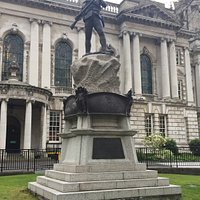 Boer War Memorial Royal Irish Rifles Belfast