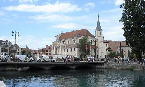 Église Saint-Francois d'Annecy i Annecy