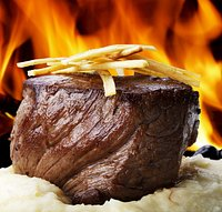 Famous for our Steaks