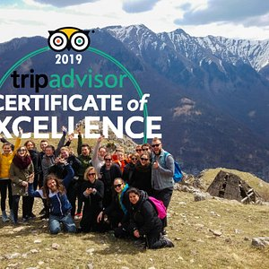 We are over the moon (again) to announce that we have won the TripAdvisor Certificate of Excellence Award for 2019!  This is second consecutive year that we're awarded and it comes as a proof that our beliefs in sustainable tourism, preservation of local communities and natural heritage is the way to develop tourism in Bosnia.