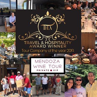 Thanks! Best Tour Company 2019 of Mendoza