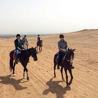 Desert trips for rider of all levels