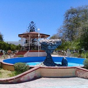 Plaza de la Constitución de La Paz