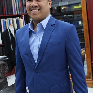 Best tailors in Thailand.