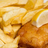 Y Pass Ledbury Fish and Chip Shop. Visit us and enjoy this iconic dish and many more traditional British takeaways in all their glory