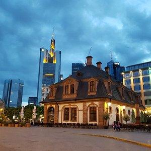 The Hauptwache, Frankfurt