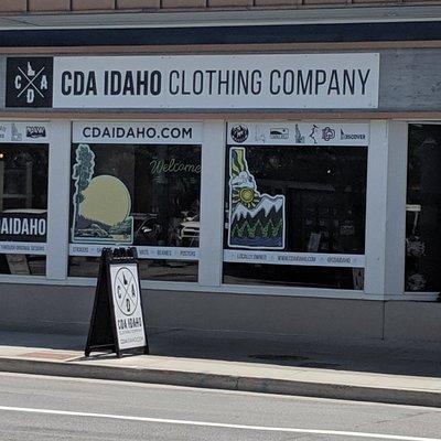 CDA Idaho Clothing Company