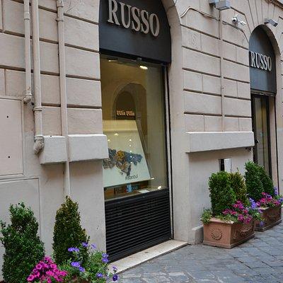 Galleria Russo - via Alibert 20, Roma