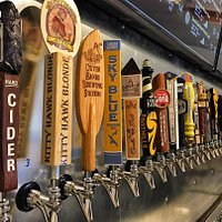Up to 42 taps featuring Outer Banks breweries, the best of North Carolina and national favorites!